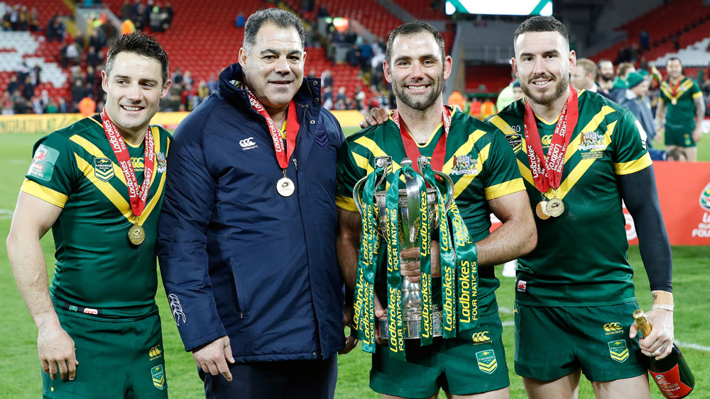 Meninga hails Aussie's spine as best ever