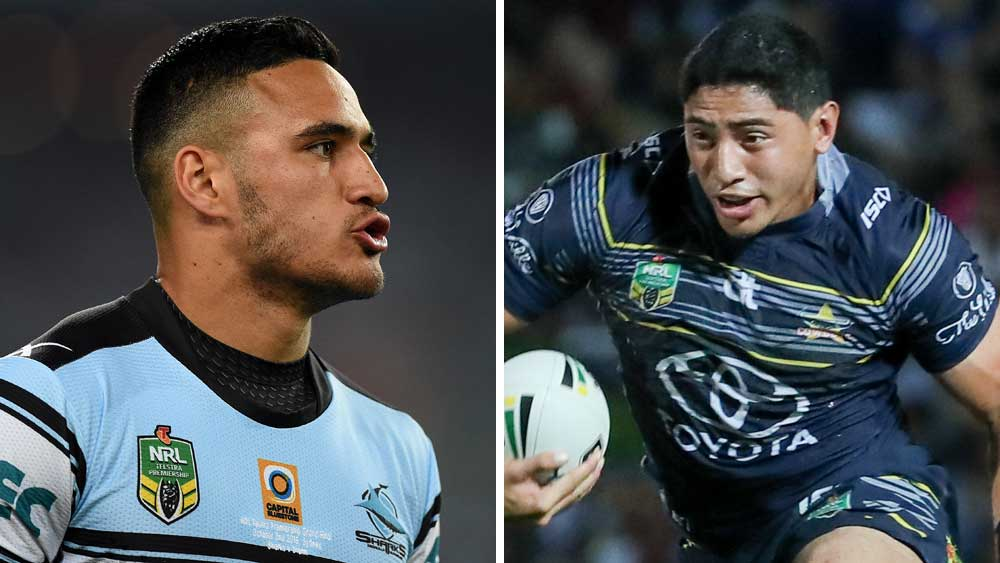 Taumalolo, Holmes set to test NFL interest