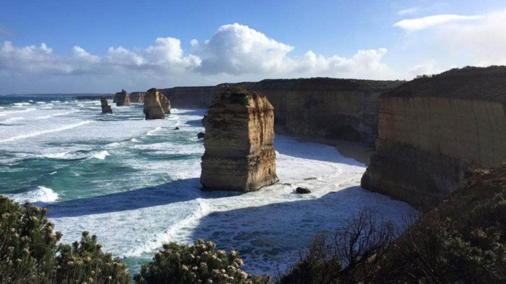 Beautiful Southern Ocean Coastline Australia Check Out Beautiful Southern Ocean Coastline
