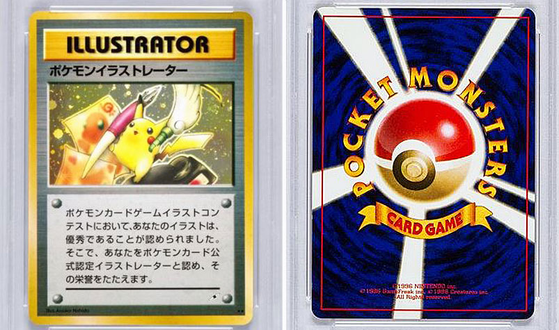 Rare Pokémon Card Just Sold For $54970