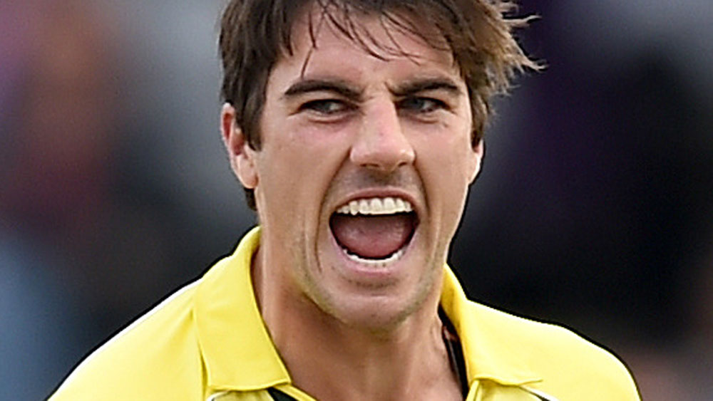 Pat Cummins will play his first international game for Australia in almost 15 months. (AAP)