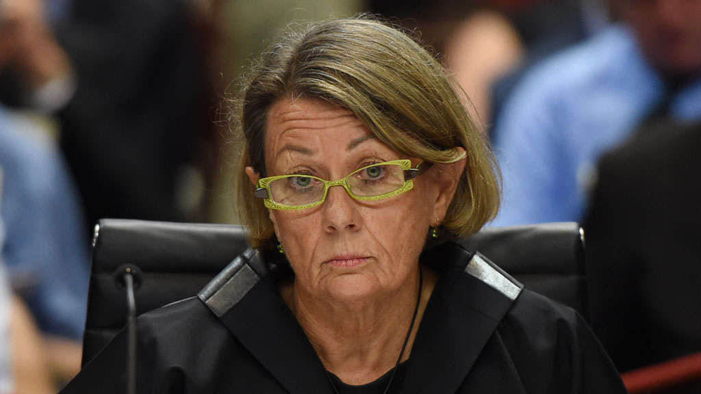 Megan Latham quits over ICAC shake-up