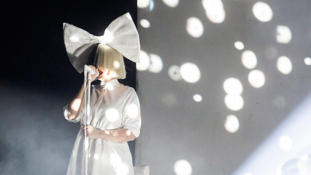 Sia is nominated for the coveted Best Pop Vocal Album for 'This is Acting'. (AAP)