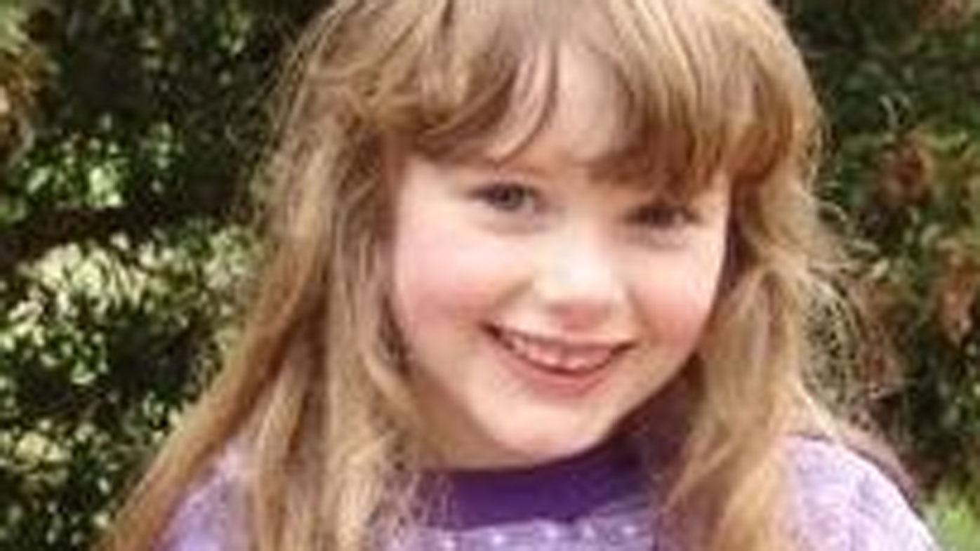 Missing Australian girl Leela McDougall.