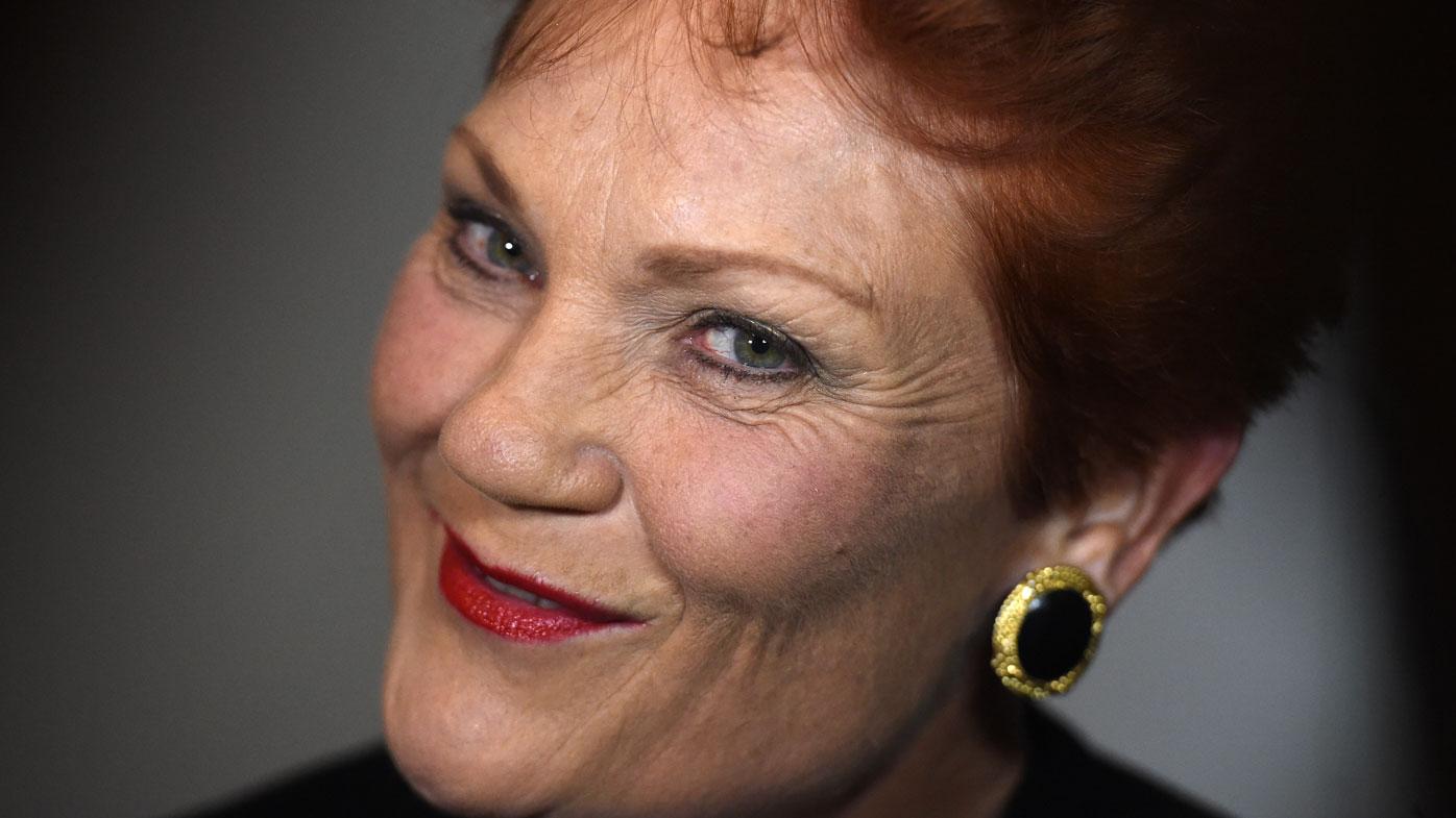 Hanson decries reverse racism in Australia