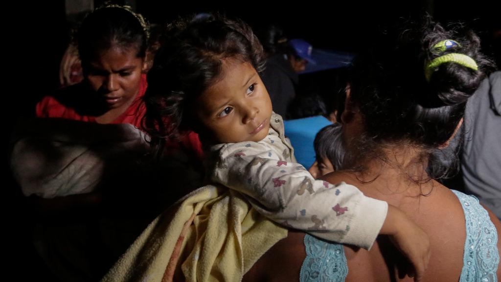 Powerful hurricane triggers national emergency in Costa Rica
