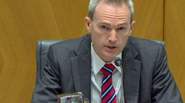 "Liberal MP and committee chairman David Coleman says banks ""must be much more accountable to consumers than they are today."""