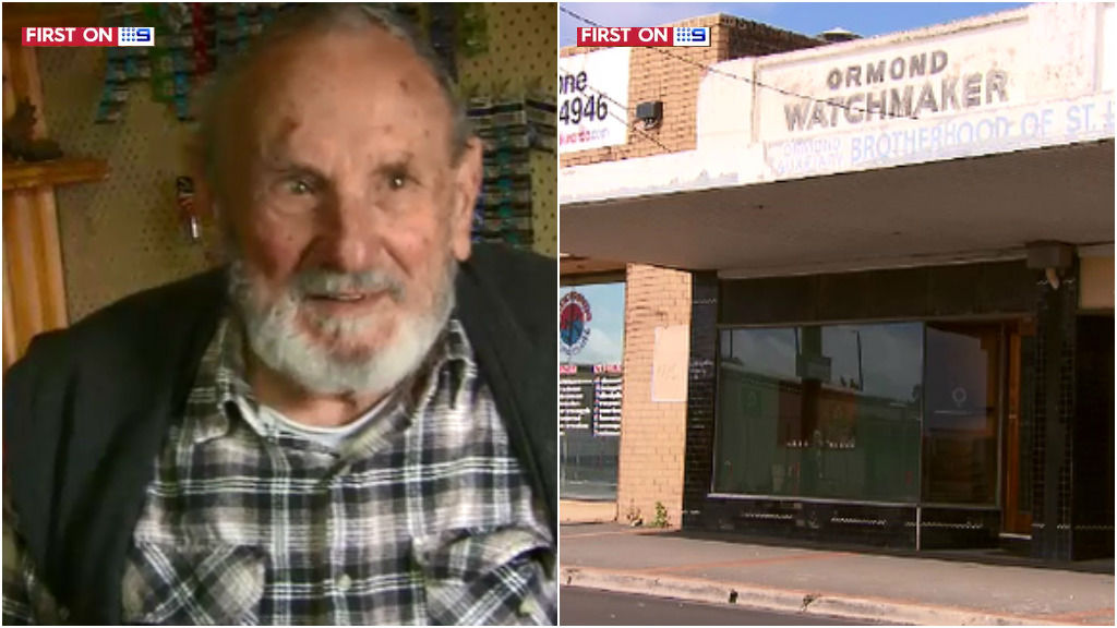 Elderly jewellery store owner injured during daylight robbery in Melbourne