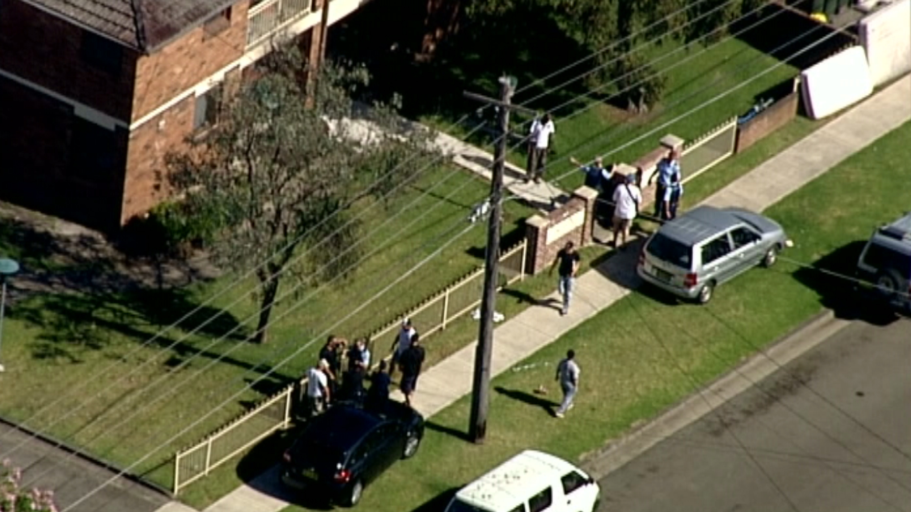 Two men arrested following police pursuit in Sydney