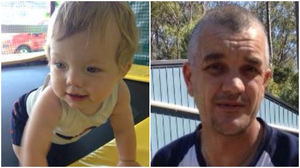 Man and baby missing from Gympie may be travelling to NSW