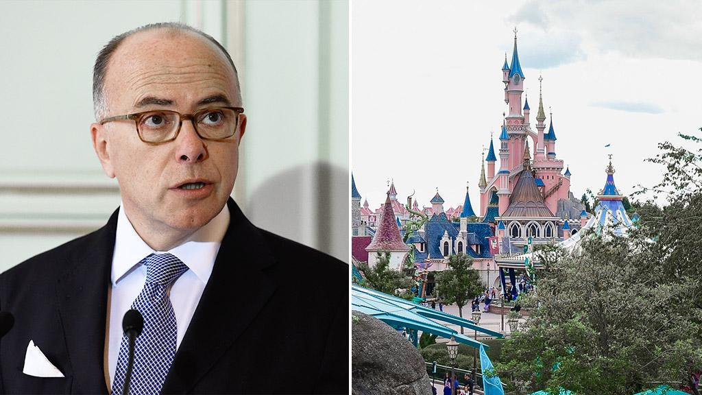 French police foil suspected Disneyland Paris ISIS plot