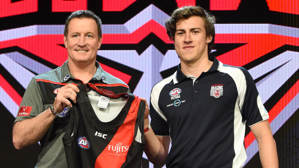 How every team fared at the 2016 AFL draft