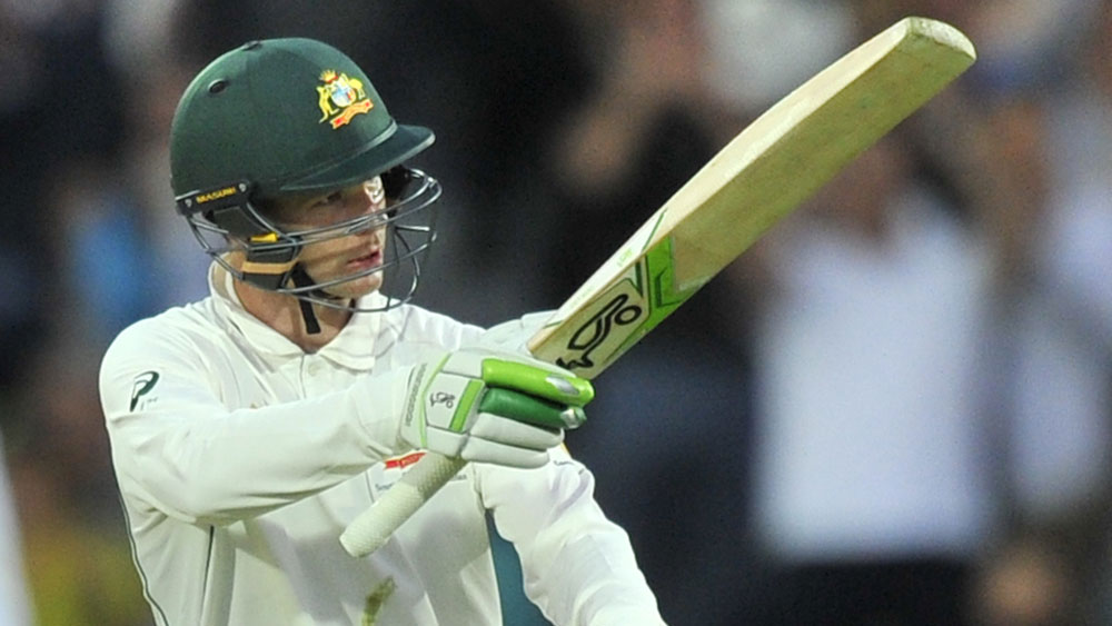 Debutant Handscomb hungry for more Tests