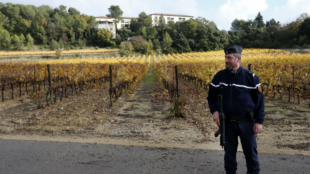 Man arrested after French retirement home murder