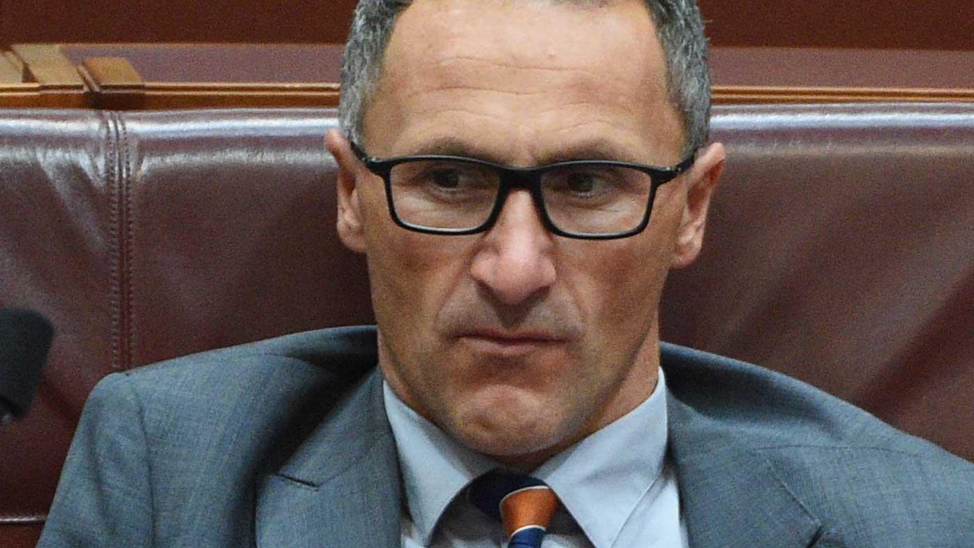 Politics of racism abounds: Greens leader