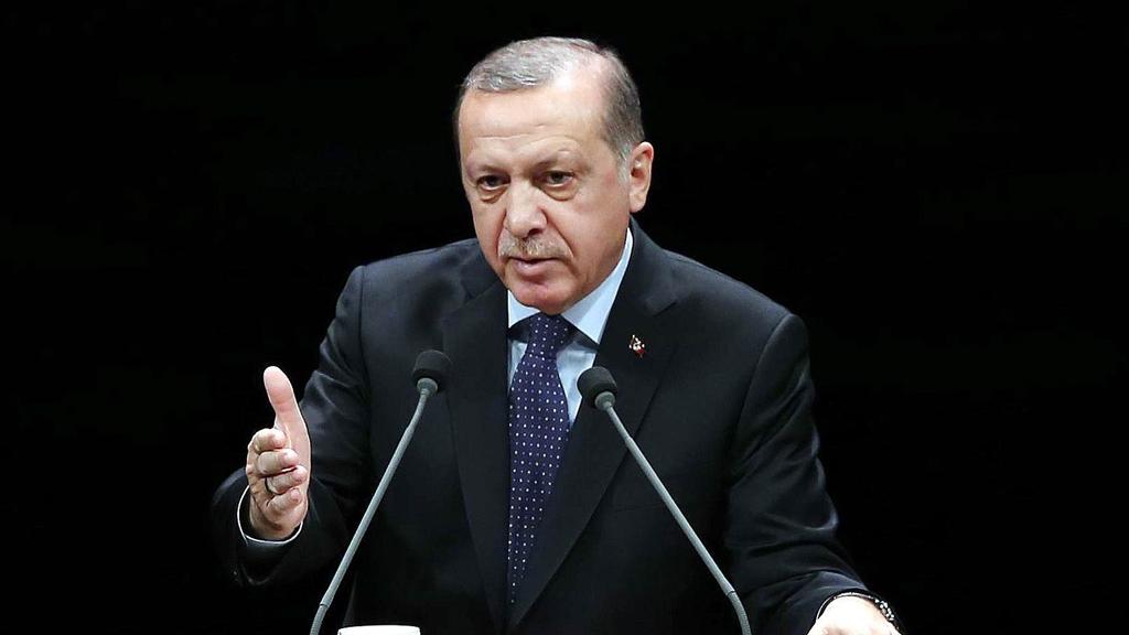Turkey could extend state of emergency, Erdogan warns European Union