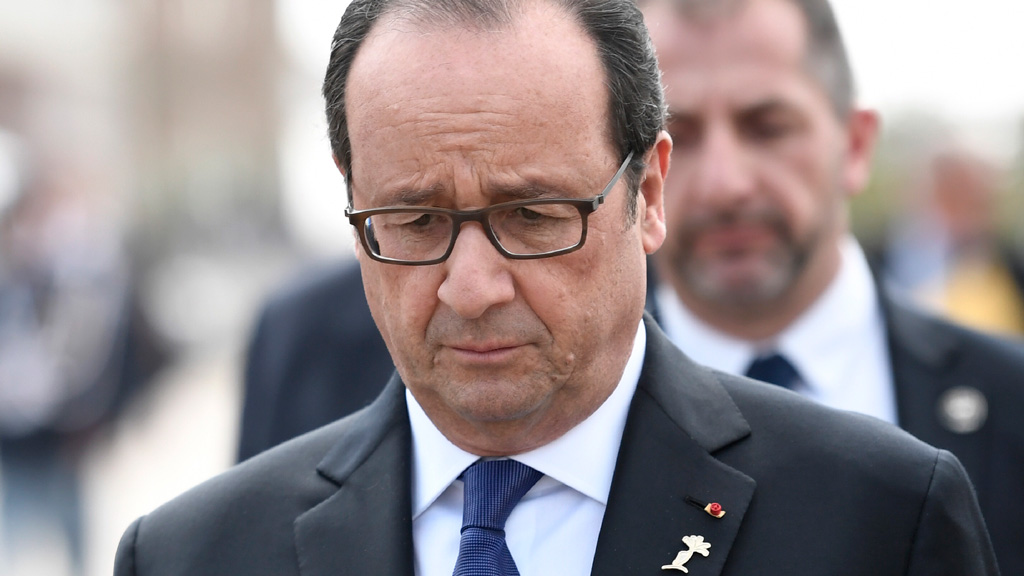 French president Hollande says Cuba embargo must be 'lifted definitively'