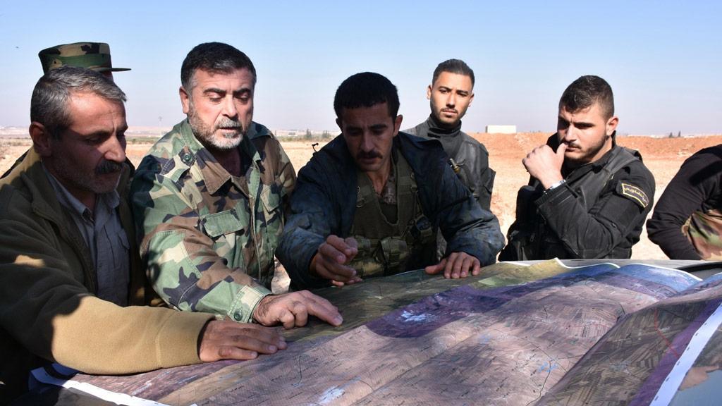 Syria says largest rebel area in Aleppo has been retaken