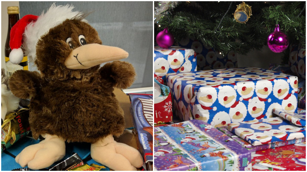 Kiwis welcome Christmas gift-giving with country-wide Kris Kringle