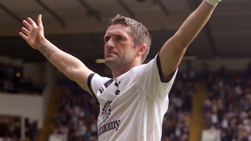 Robbie Keane. (AAP)