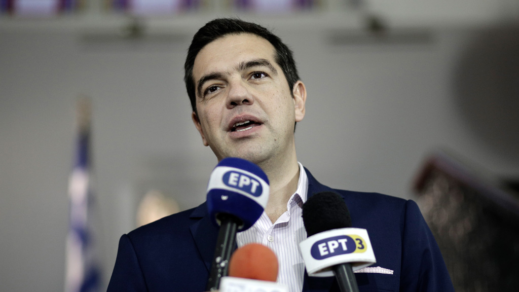 Greece reportedly 'ready to turn page' on financial crisis