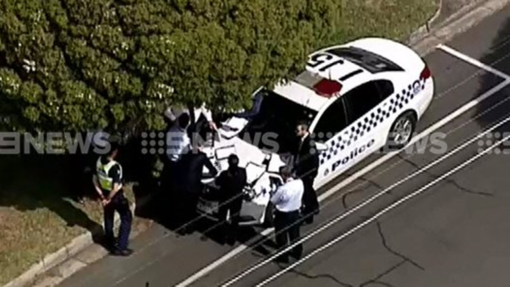 Emergency services have arrived at the scene. (9NEWS)