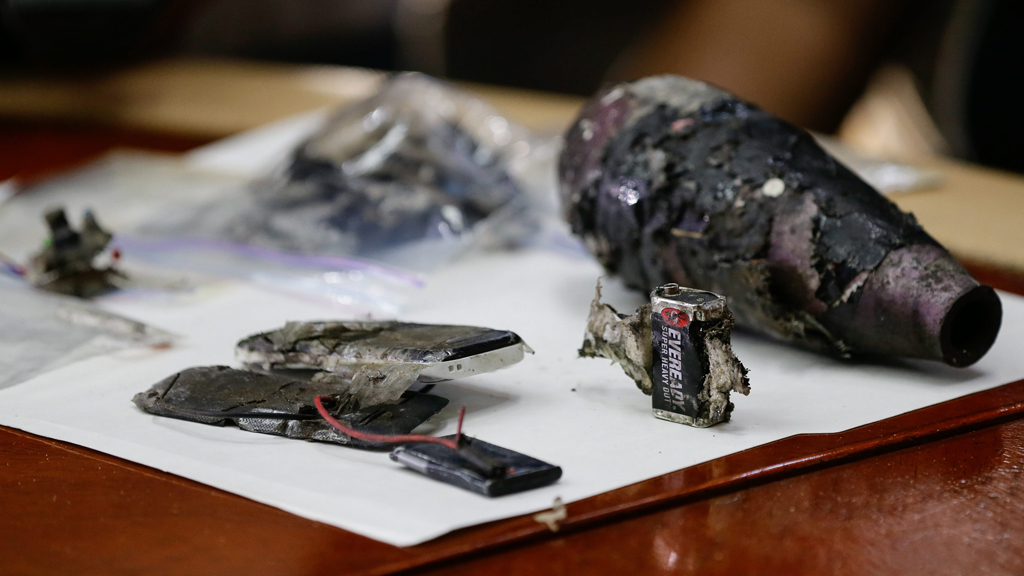 Bomb defused near US embassy in Manila after 'foiled terrorist attack'