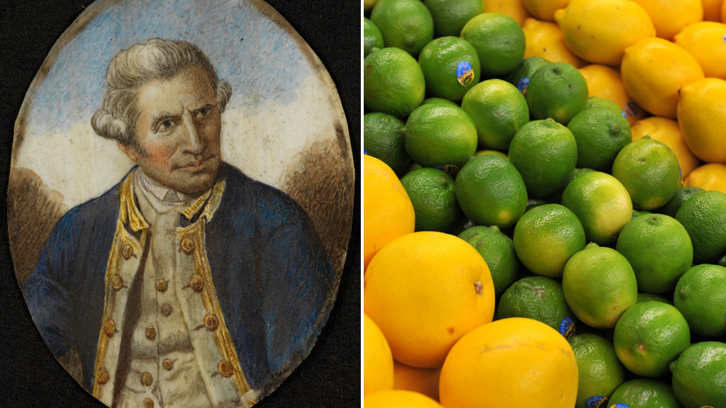 Scurvy reappears in Australia due to poor diet
