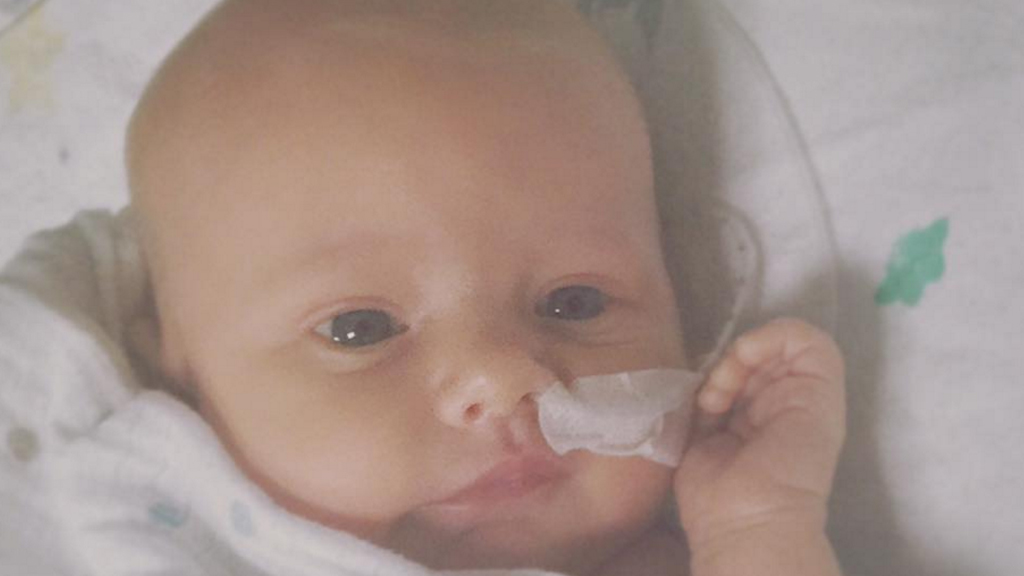Parents of Perth baby who died of whooping cough thank doctors and nurses