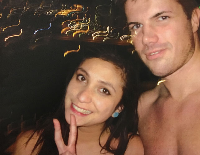 Tostee quizzed on Facebook about date's fatal plunge