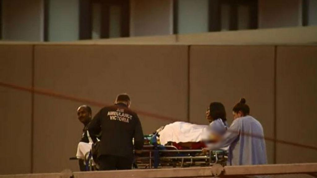 Man injured in Bells Beach glider crash