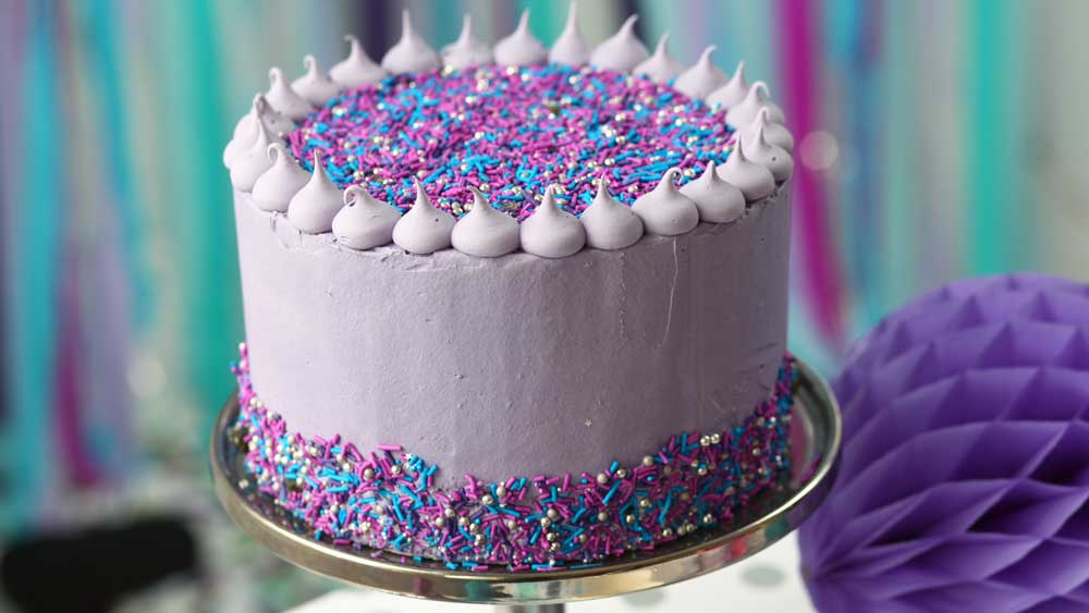 MELT's lilac cake inspiration