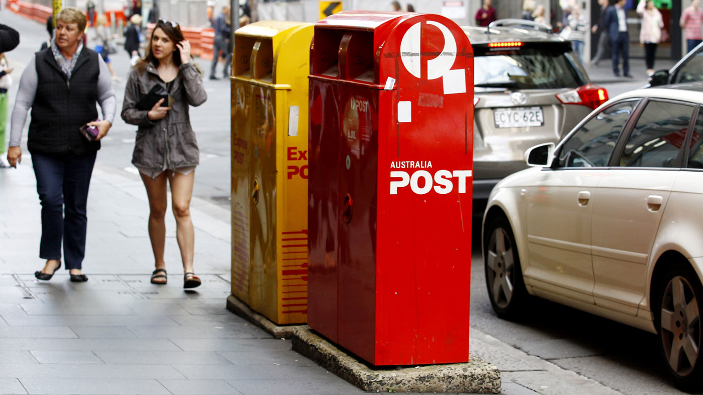 Australia Post being used as country's most effective drug courier