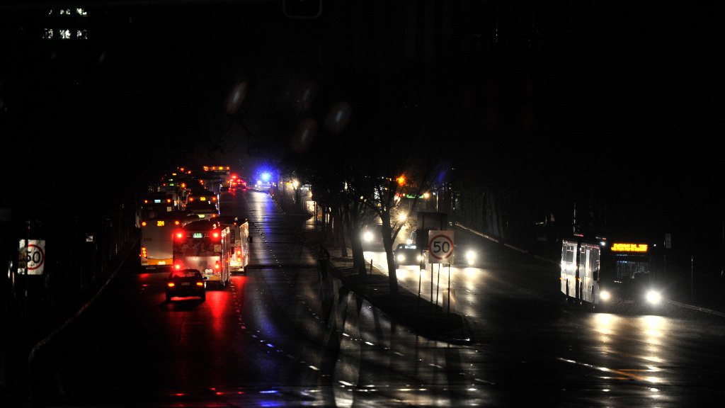 South Australia hit by another major blackout