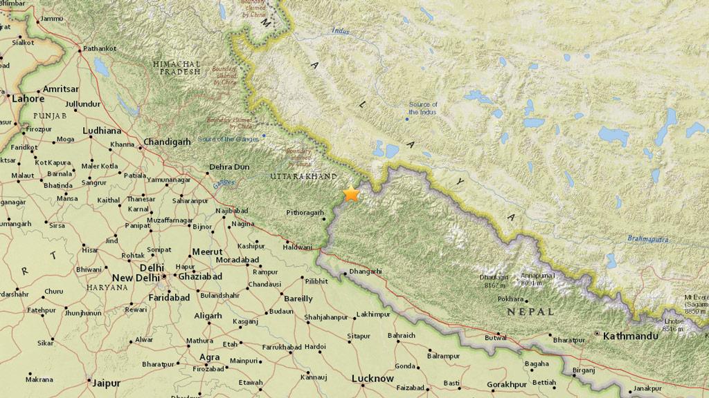 Tremors felt across North India following 5.2-magnitude quake