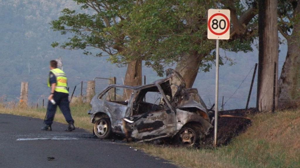 Passenger killed in West Dapto car crash