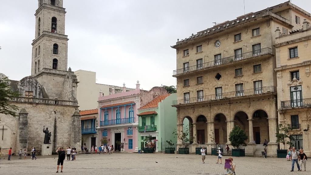 A new era is dawning in Havana, Cuba. (9NEWS)