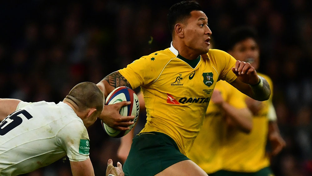 Player ratings for the Wallabies' spring tour of Europe