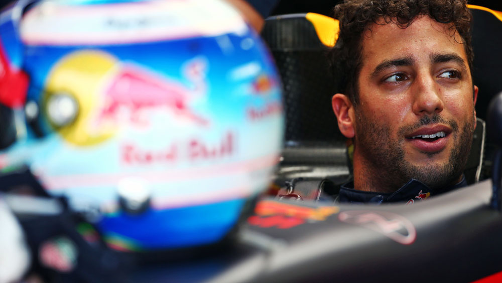 Red Bull have ruled out releasing Daniel Ricciardo to join Mercedes. (AAP)