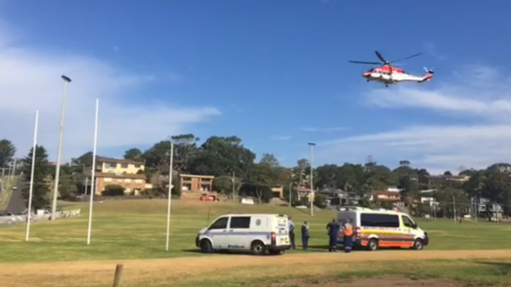 Young girl dies after being hit by car on NSW south coast