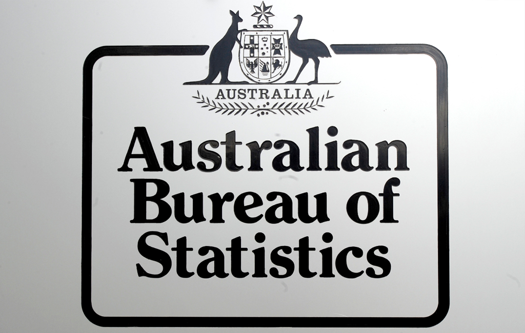 The Australian Bureau of Statistics released its September quater economic growth figures todya. (AAP)