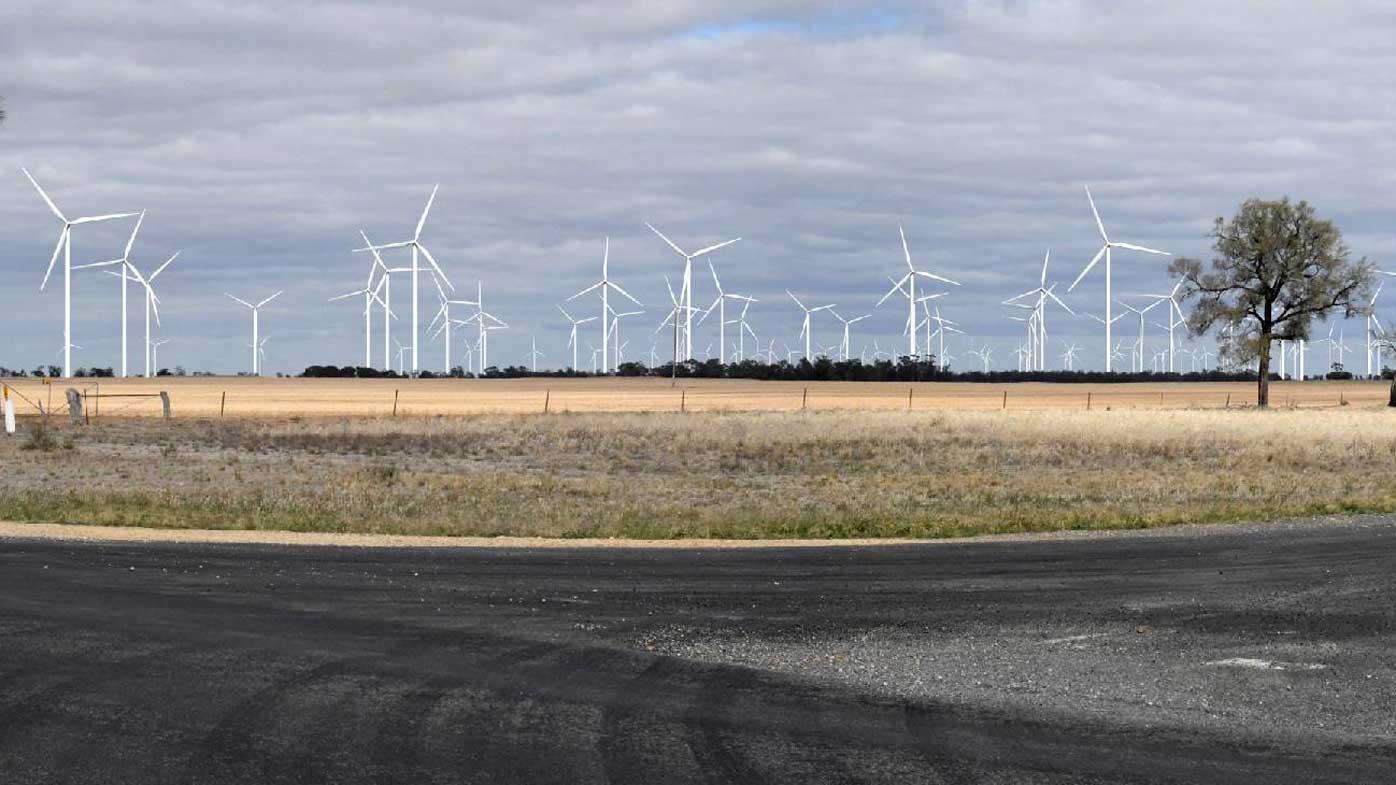 New 116-turbine wind farm for regional Vic