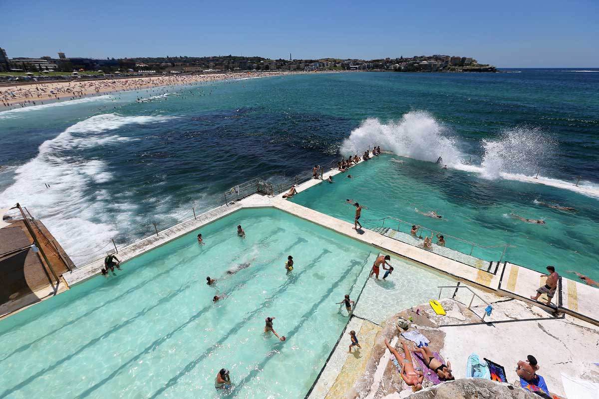 The Harbour Bridge To St Kilda Beach Australia S Most Instagrammed Locations Revealed