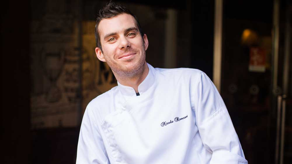 Fratelli Fresh Corporate Executive Chef, Nicola Ronconi
