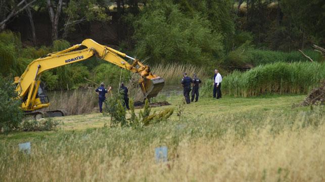 Nolan search concludes after bones found