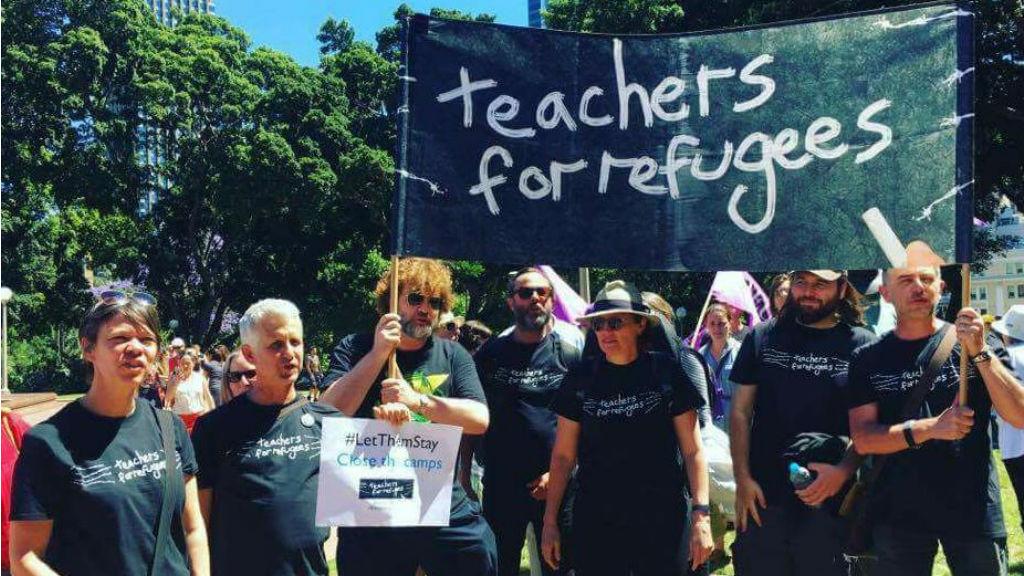 Teach pupils, don't preach politics: PM