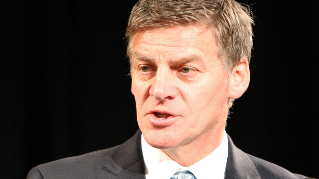Finance minister Bill English becomes presumptive New Zealand PM