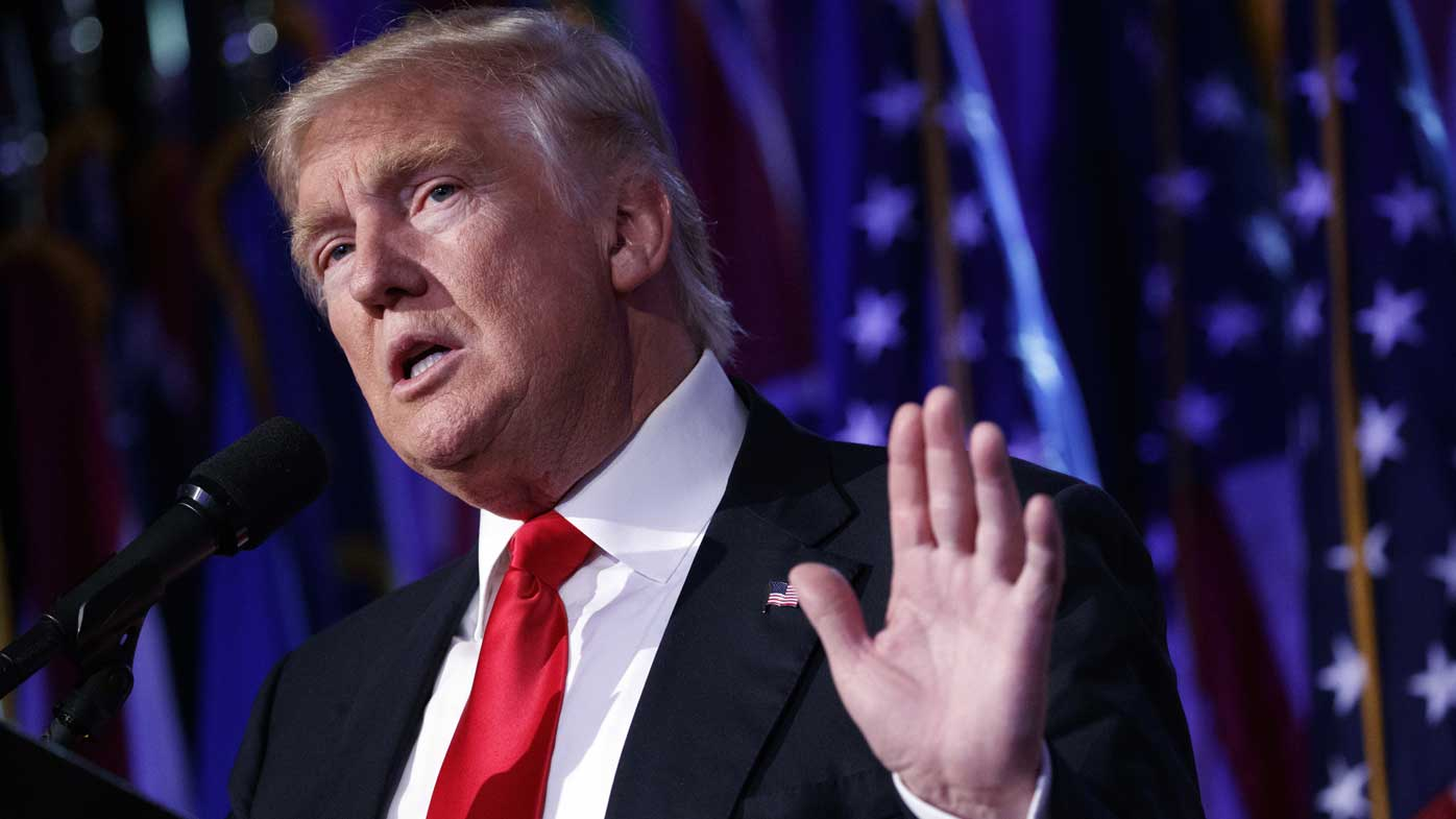 Trump spent $88m of own money on campaign