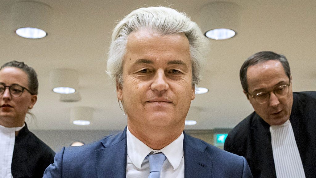 Controversial anti-Islam Dutch MP found guilty of discrimination over 'inflammatory' remarks