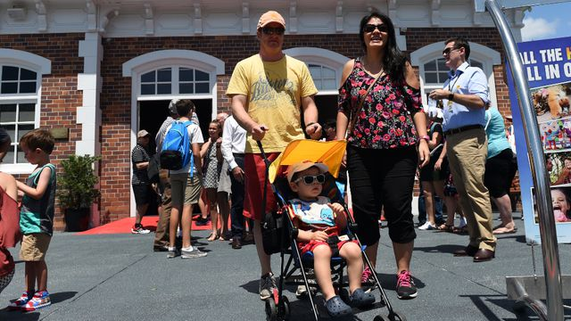 Dreamworld reopening: Visitors attend charity event six weeks after fatal accident